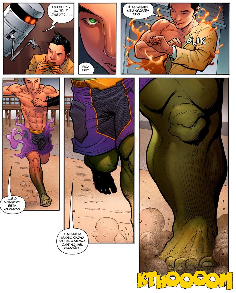 The Totally Awesome Hulk (2015-) 001-003