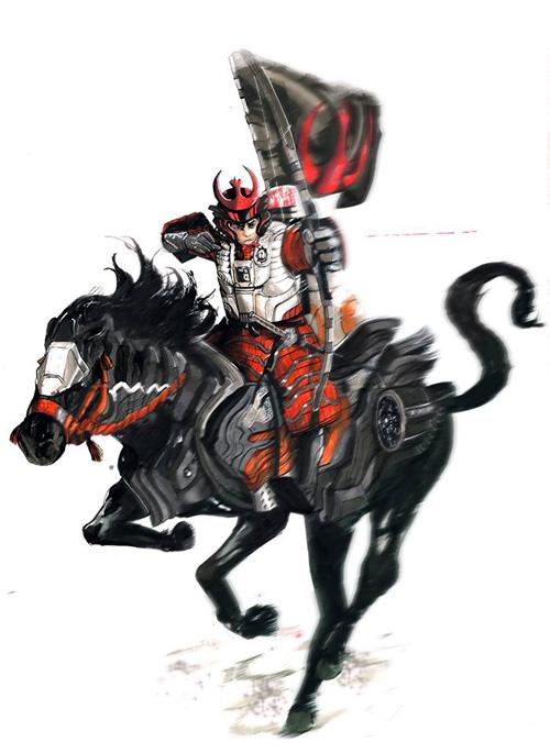 feudal-samurai-star-wars-commander poe