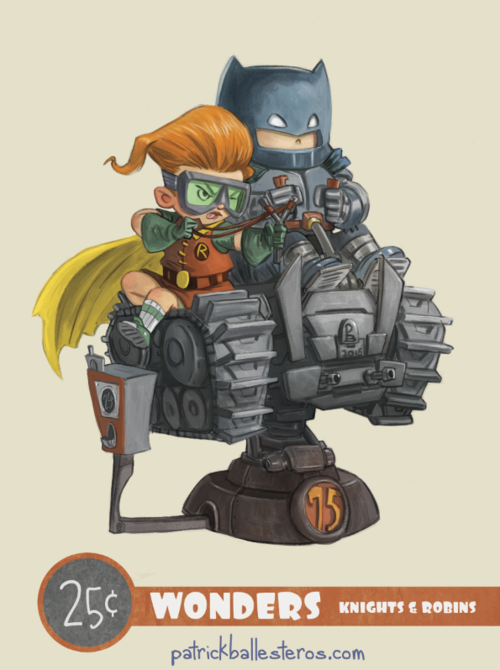 25 cents wonders batman dark knight robin