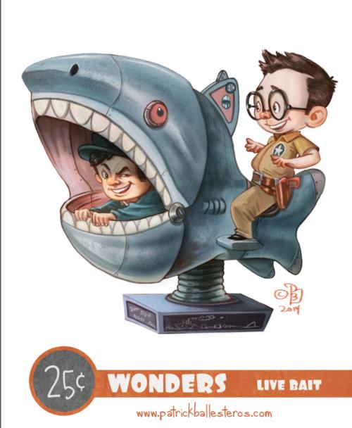 25 cents wonders live_bait