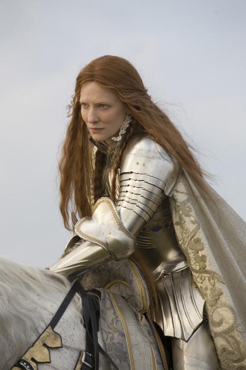 Cate Blanchett as Elizabeth from Elizabeth: The Golden Age