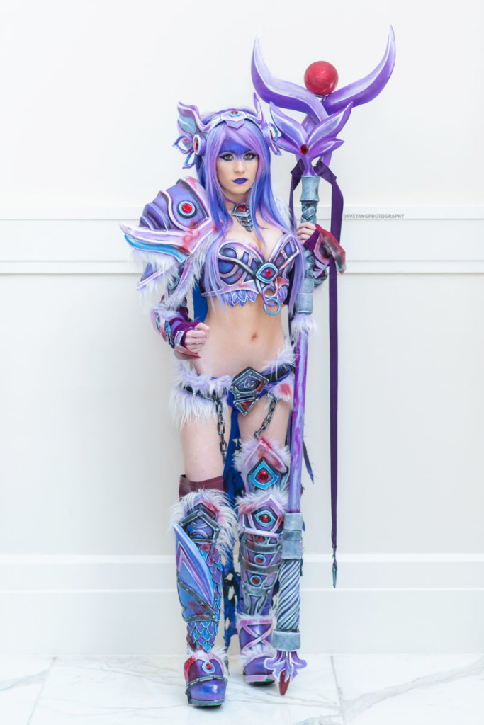 Danielle Beaulieu as Espeon