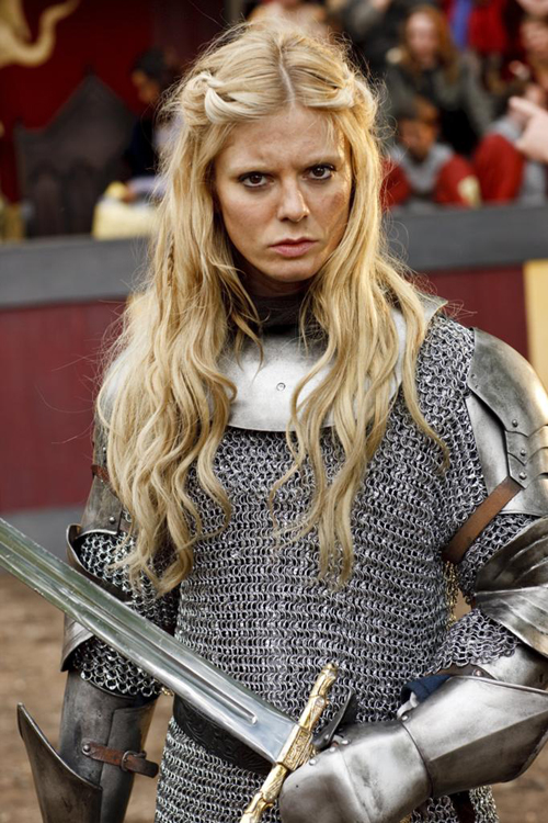 Emilia Fox as Morgause from Merlin
