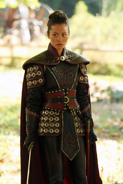 Jamie Chung as Mulan from Once Upon a Time
