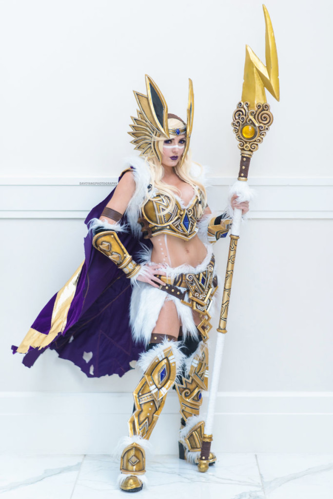 Jessica Nigri as Jolteon