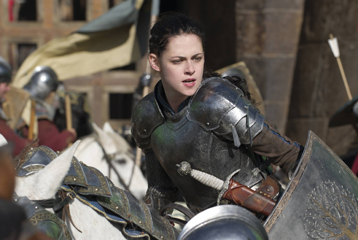 Kristen Stewart as Snow White from Snow White and the Huntsman