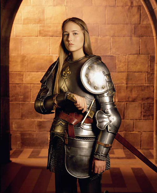 Leelee Sobieski as Joan of Arc from Joan of Arc