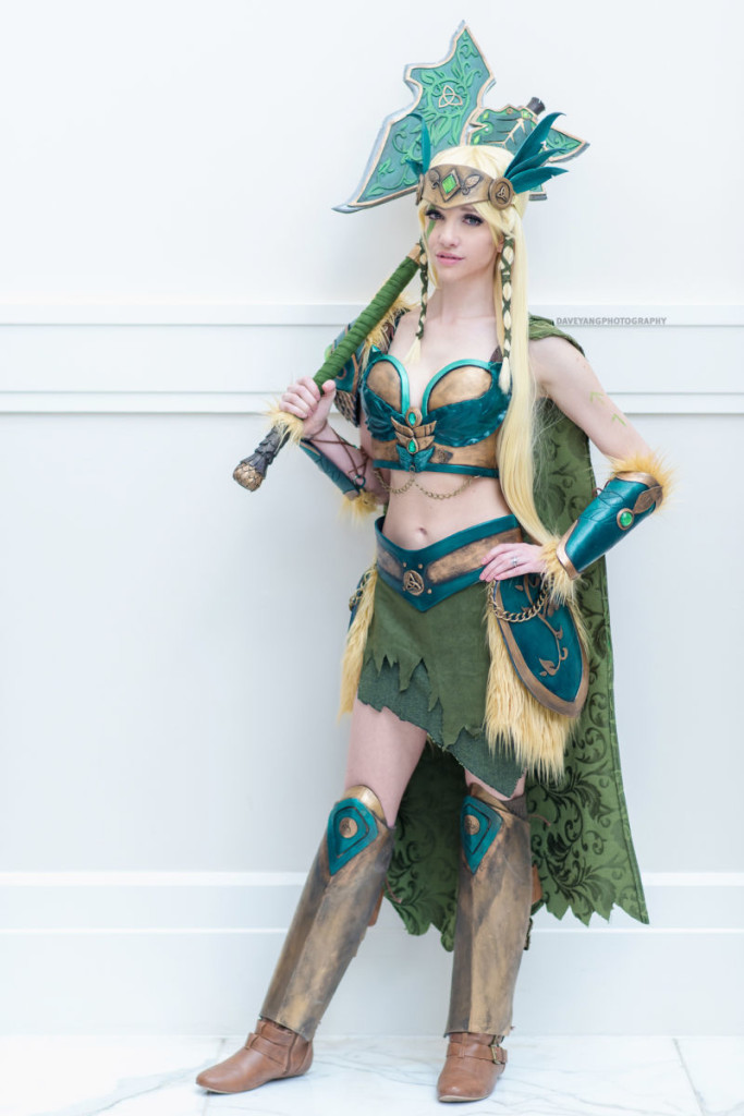 Lyz Brickley as Leafeon