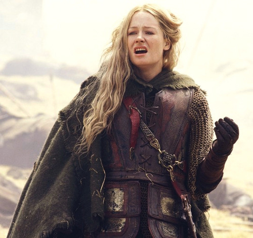 Miranda Otto as Eowyn from The Lord of the Rings