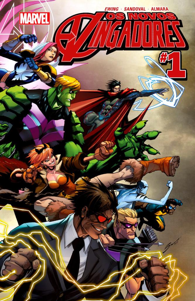 New Avengers 001-000