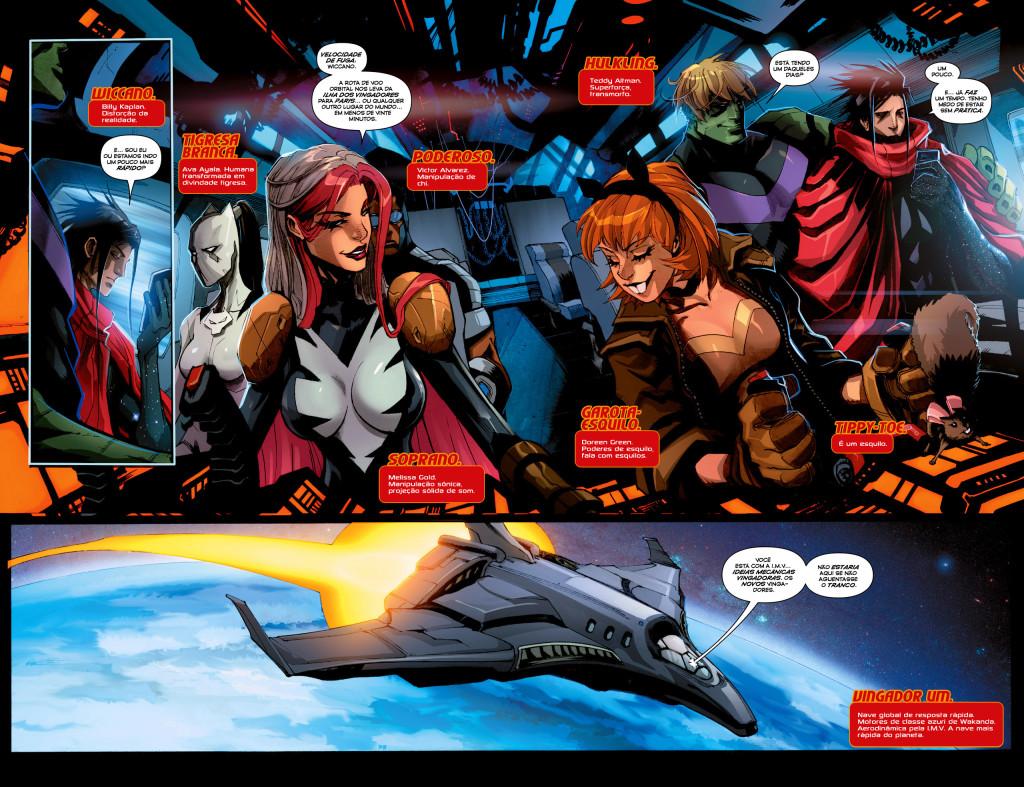 New Avengers 001-002a