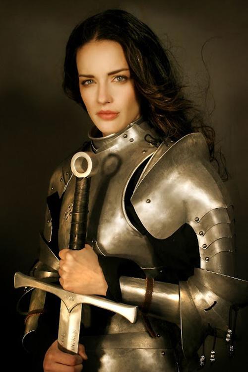 Nicole Leigh as Victoria Celestine from The Shroud