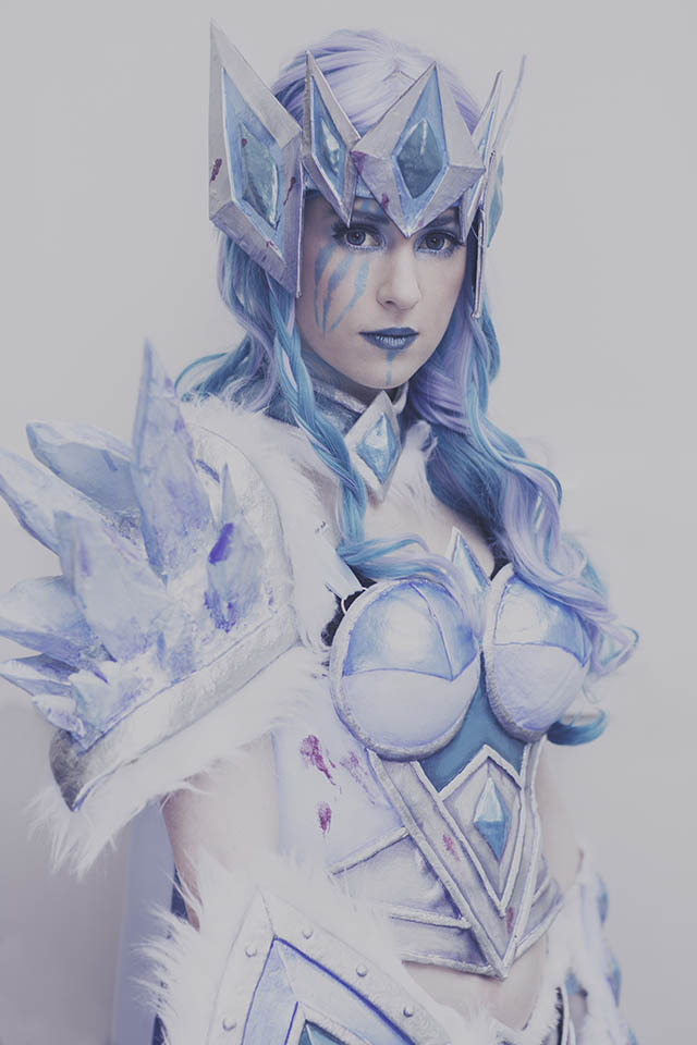Caroline Dawe as Glaceon