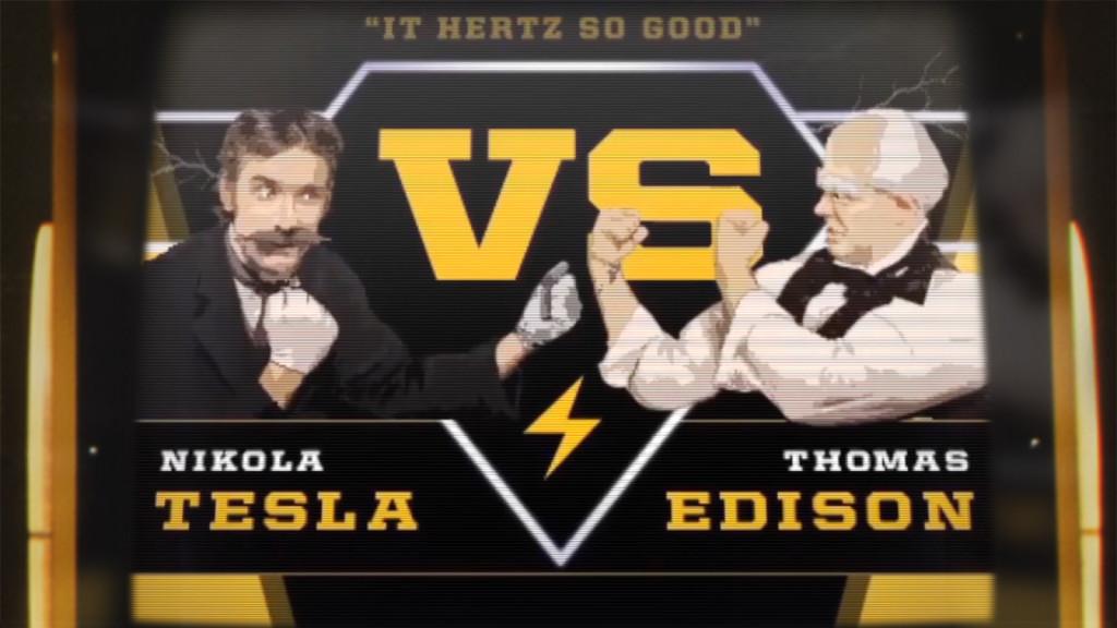 Edison e Tesla