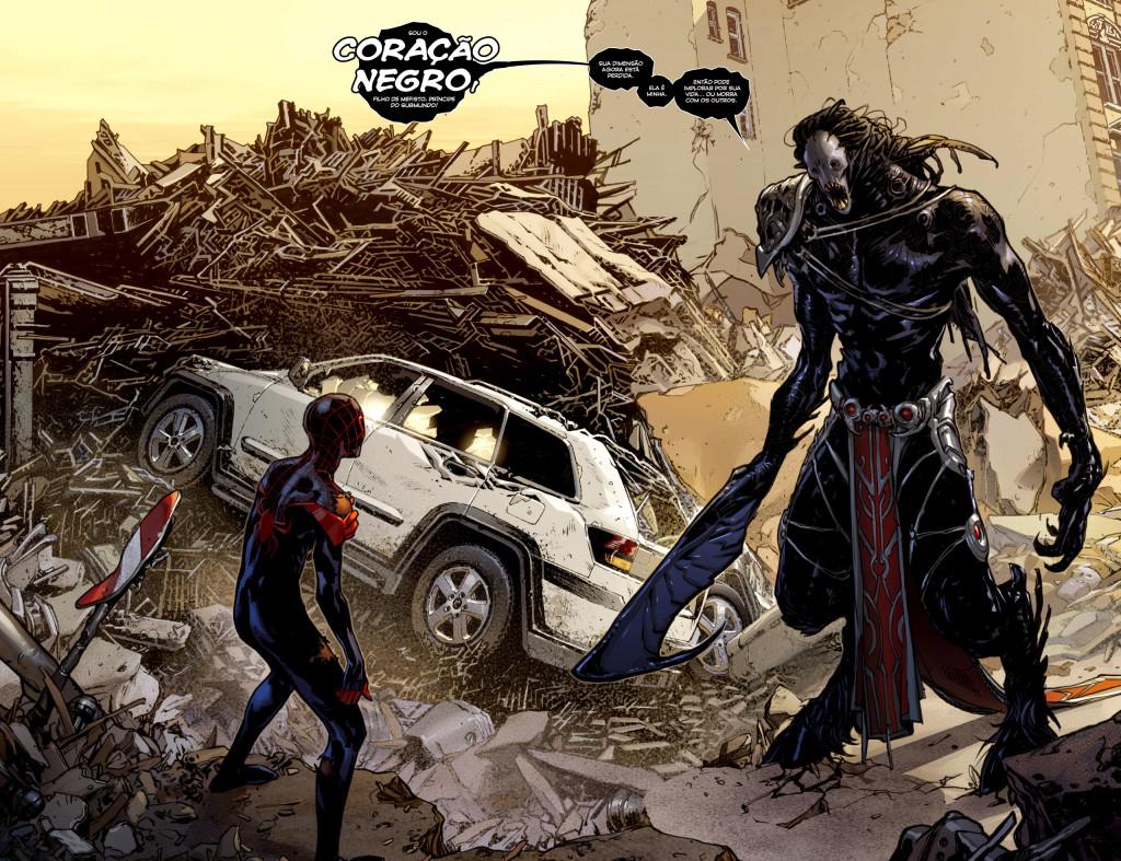 Spider-Man 001-002