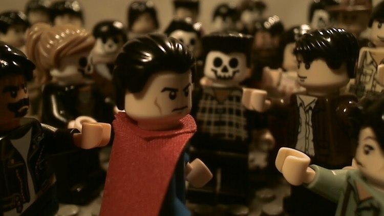 batman v superman - dawn of justice LEGO