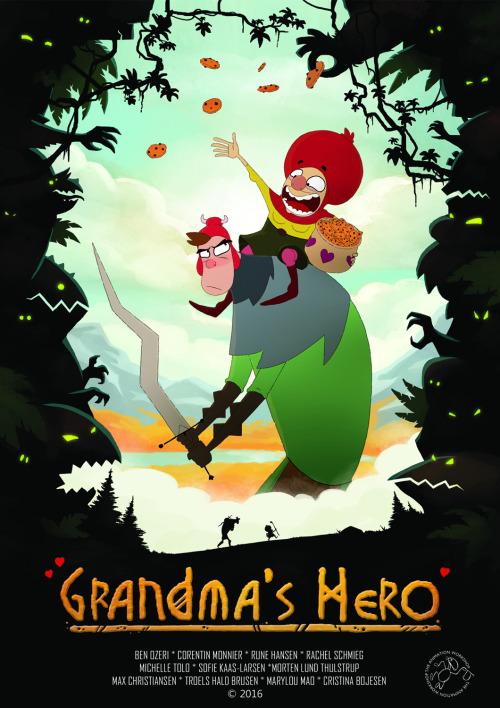grandmas hero poster