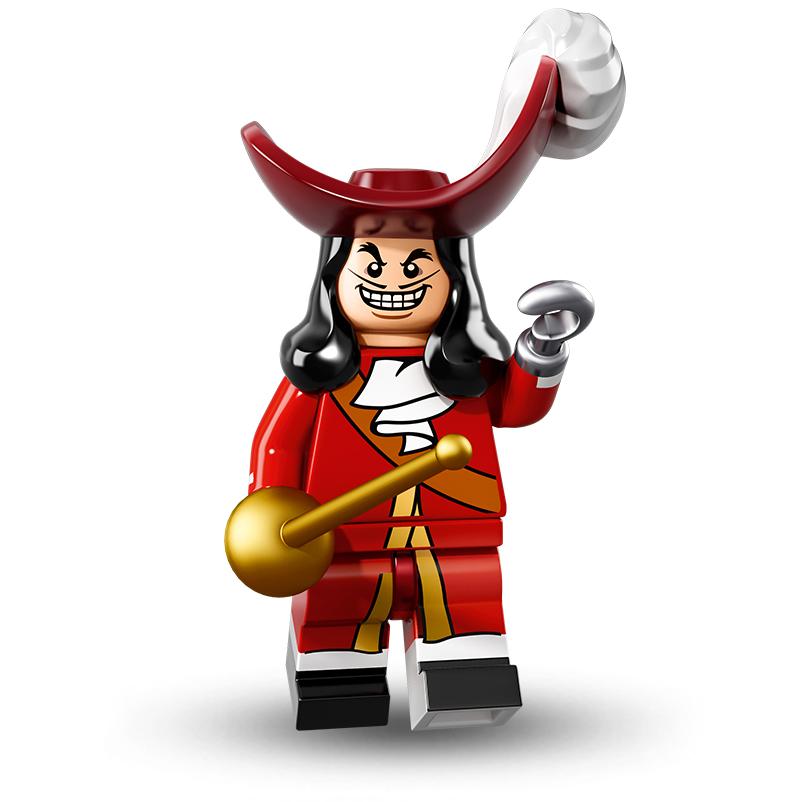 lego capitão gancho