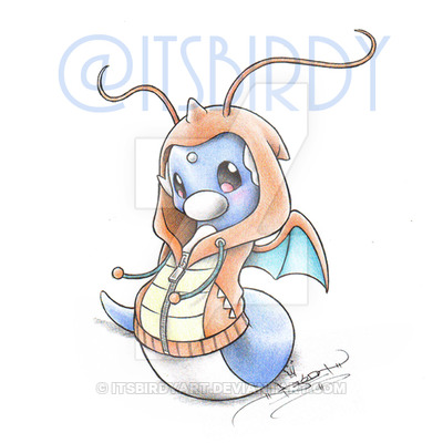 pokemon-onesies dratini