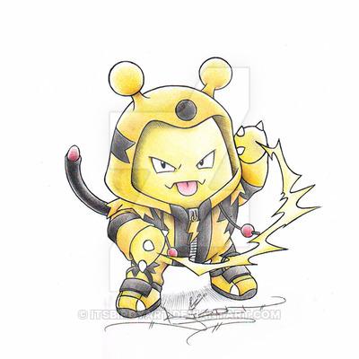 pokemon-onesies electabuzz