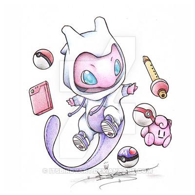 pokemon-onesies mew