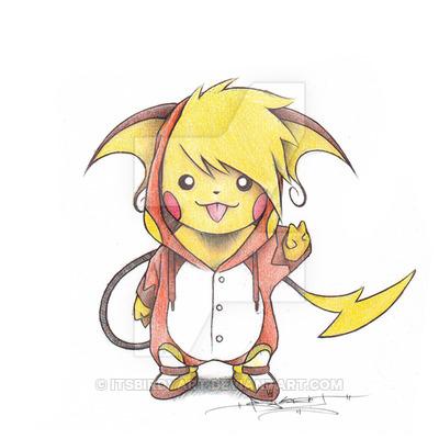 pokemon-onesies pikachu