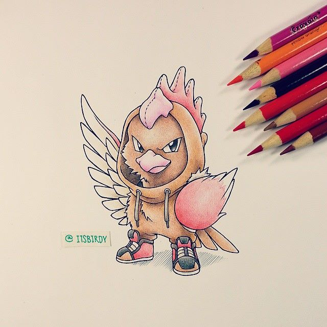 pokemon-onesies spearow