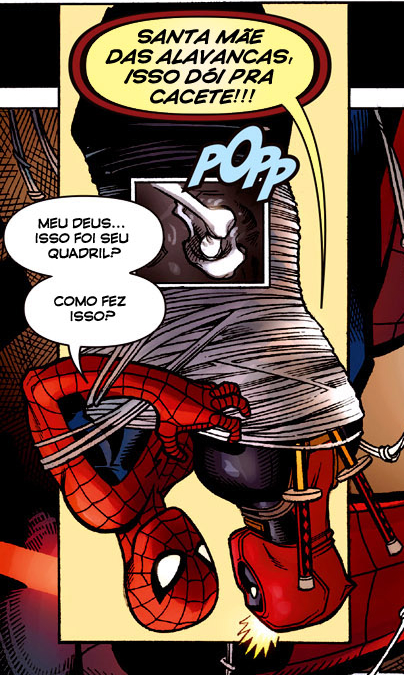 Spider-Man-Deadpool (2016-) 001-004