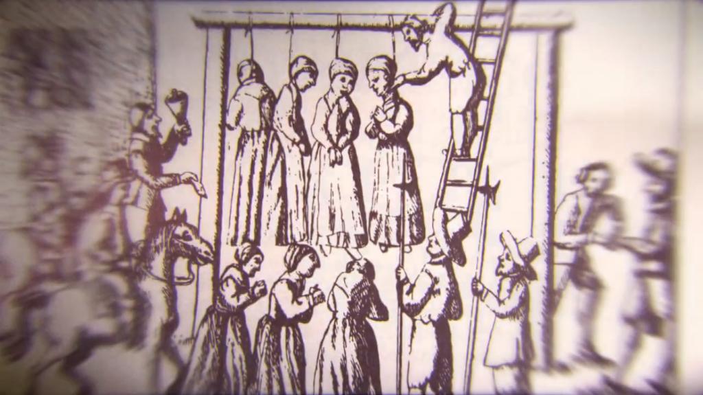 bruxas enforcamento inquisição