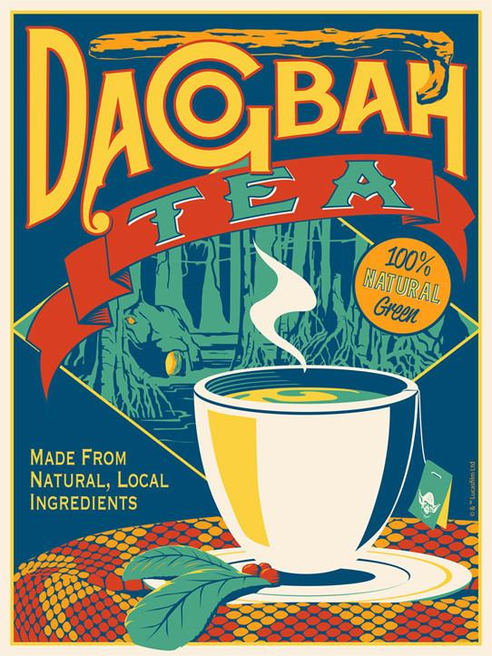 dagobah tea Steve thomas