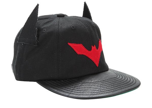 dc comics bombshells batgirl hat