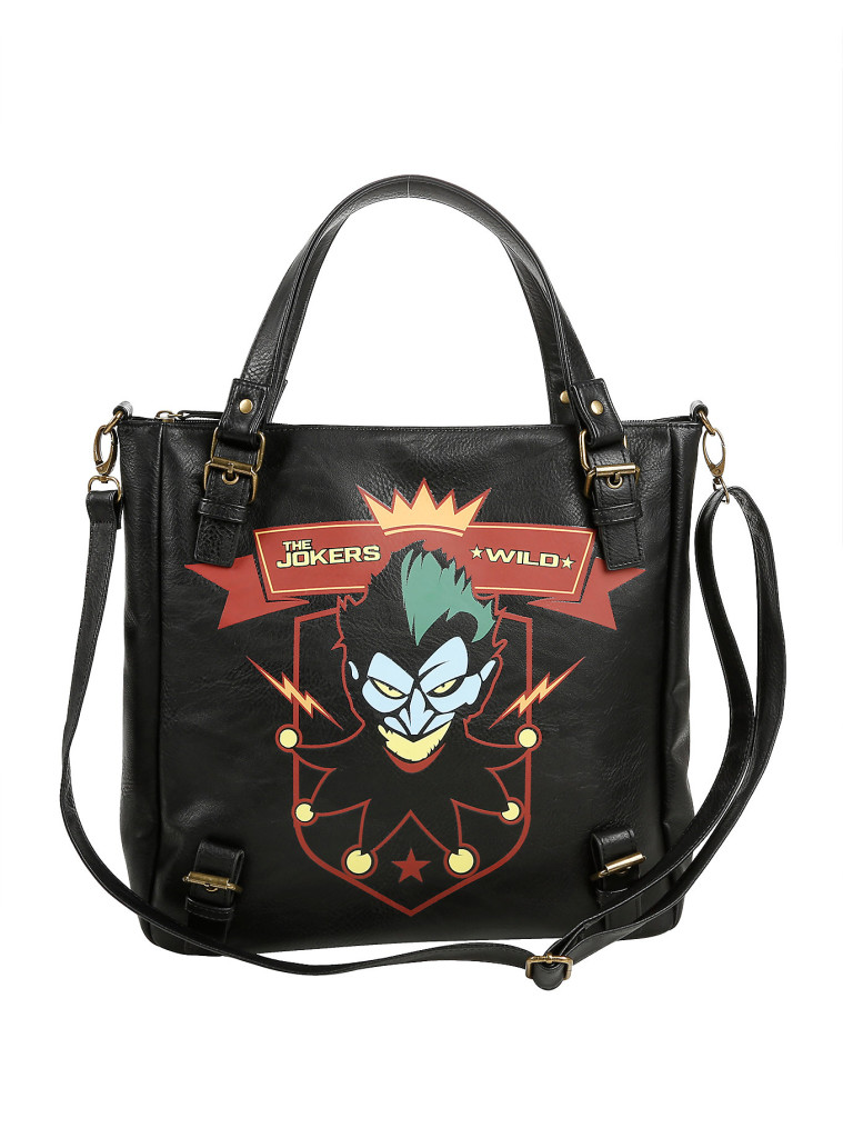 dc comics bombshells harley quinn jokers bag