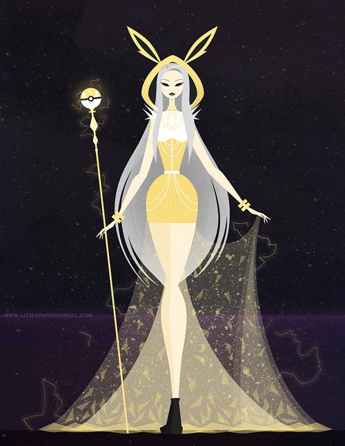 eevee-goddess-evolutions-joelteon