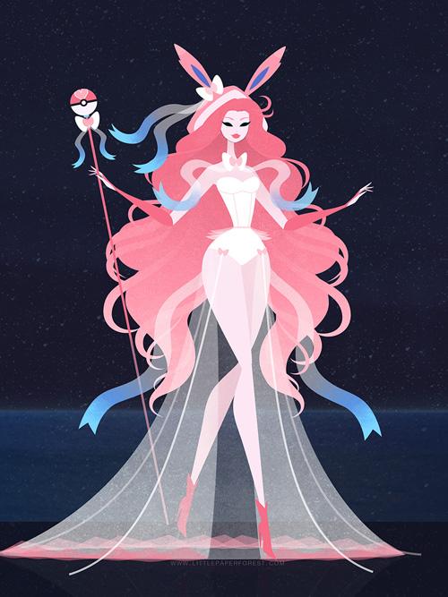 eevee-goddess-evolutions-sylveon