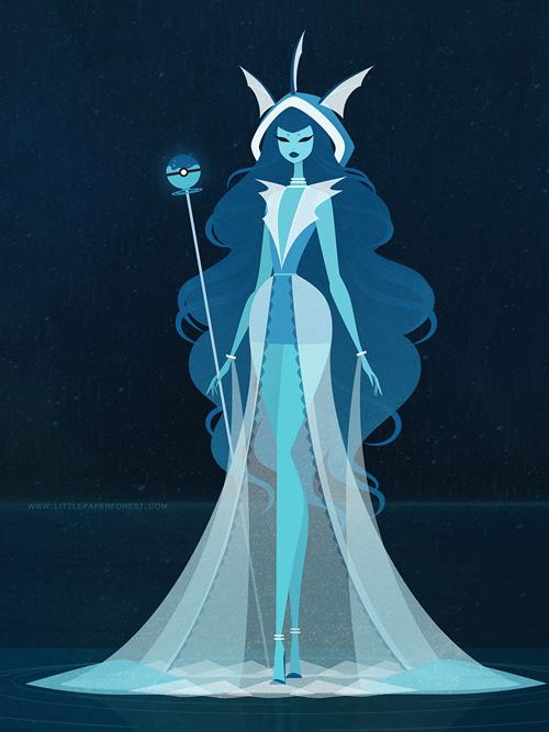 eevee-goddess-evolutions-vaporeon