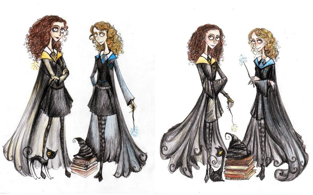 Hogwarts Girls