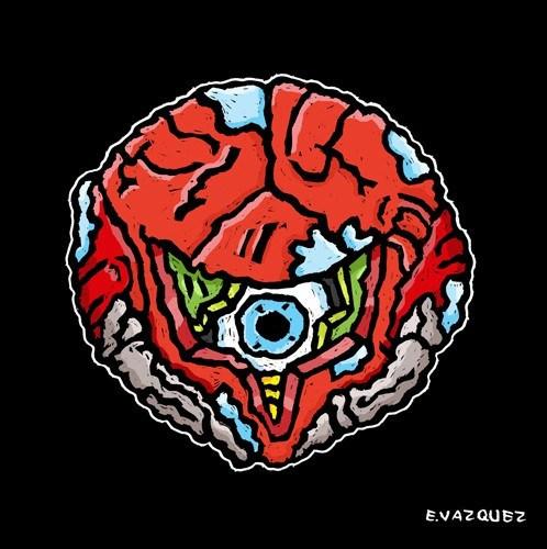 Edwin-Vazquez-Metroid-Madball