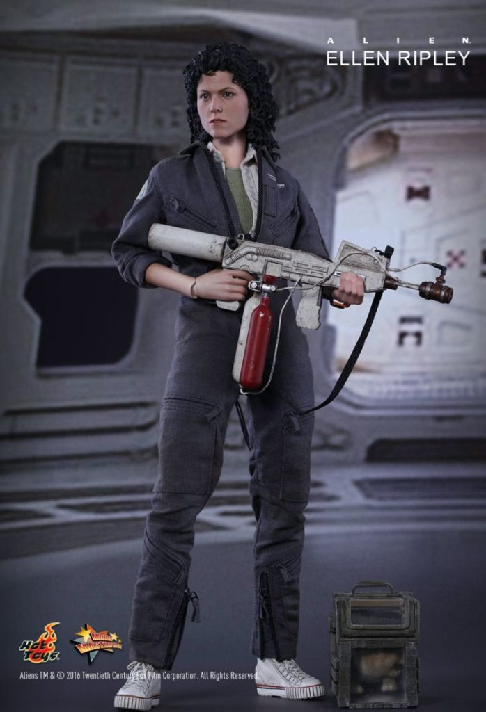 ellen ripley alien action figure 2