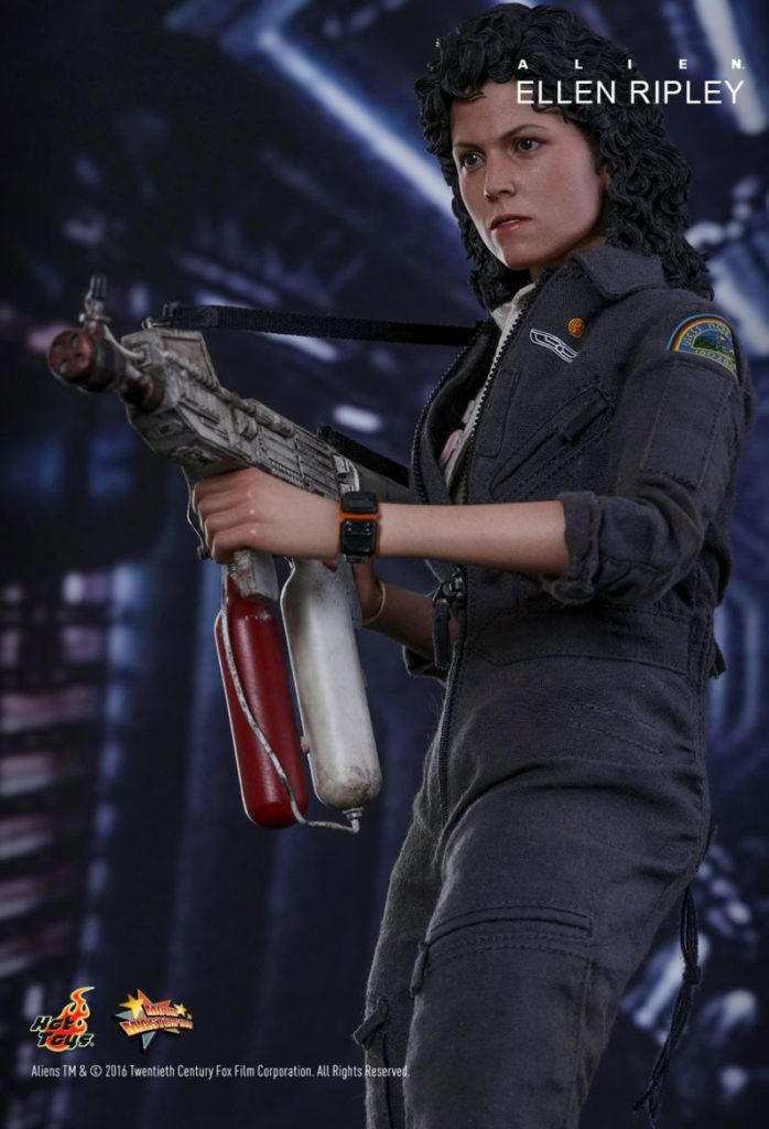 ellen ripley alien action figure 3