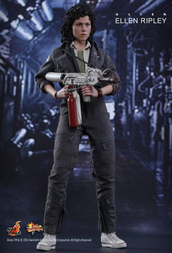 ellen ripley alien action figure