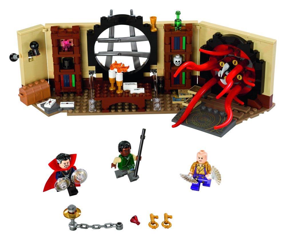 doctor strange lego set marvel 2