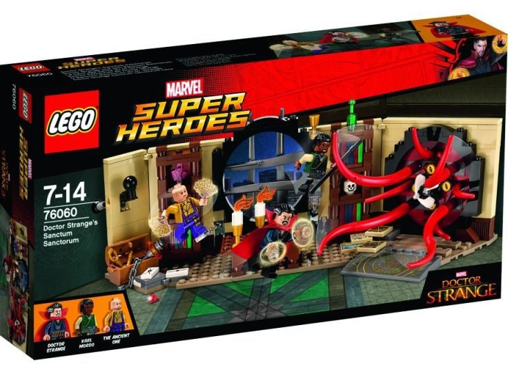 doctor strange lego set marvel