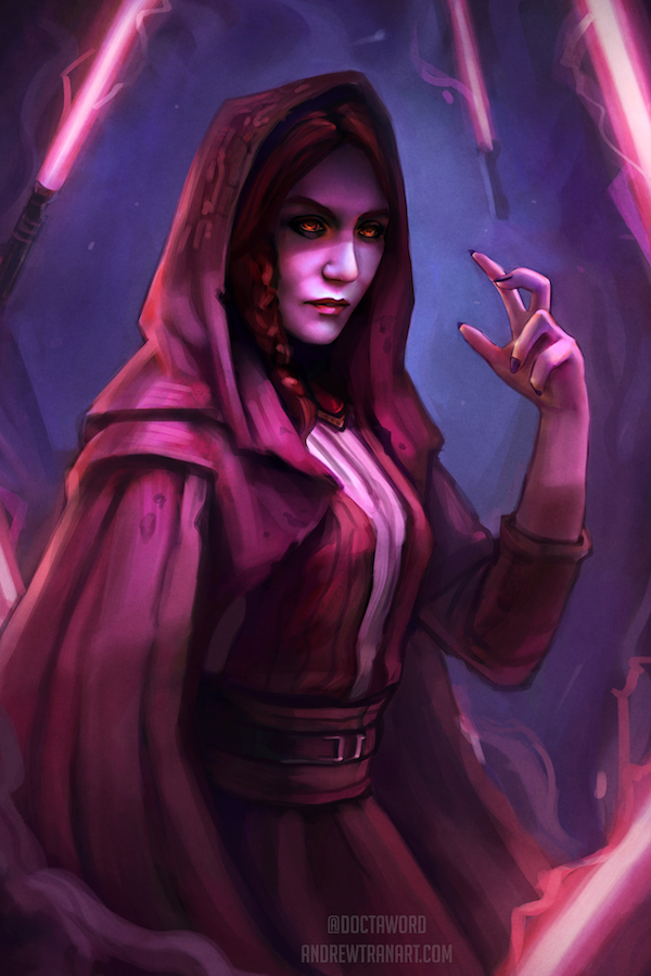 game of thrones star wars melissandre sith