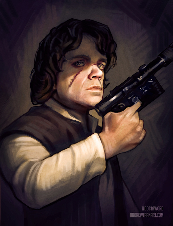 game of thrones star wars tyrion lannister
