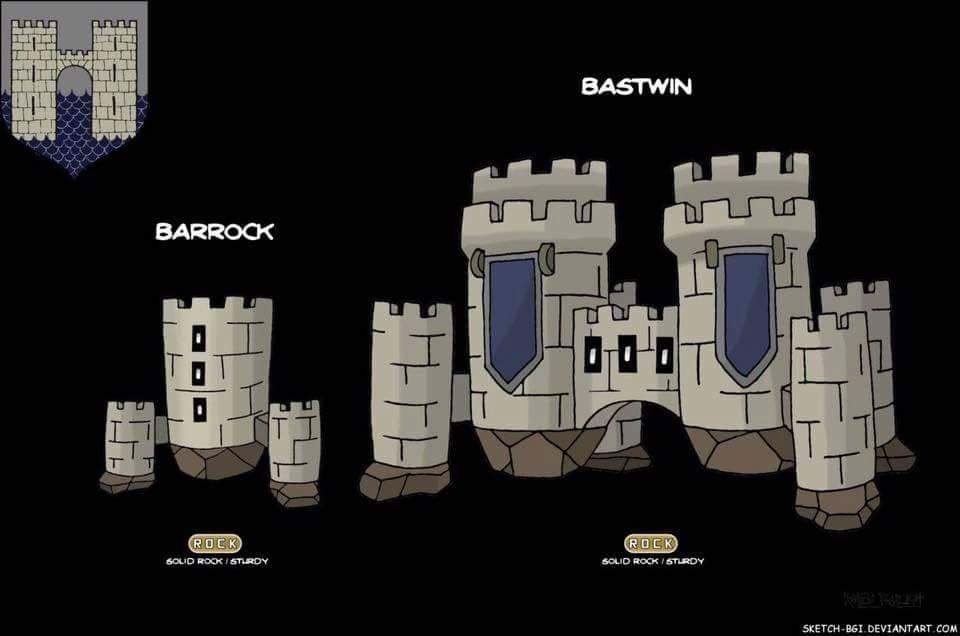 house frey pokemon game of thrones