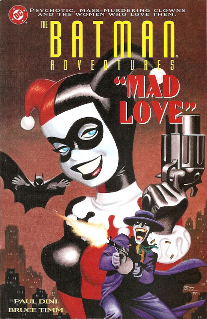 Batman Mad Love