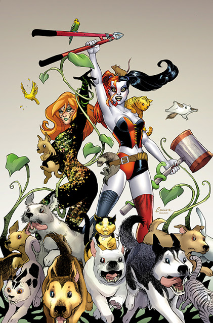 Harley_Quinn_Vol_2_2_2nd_Printing_Textless