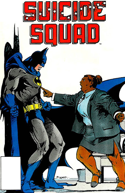 amanda waller batman