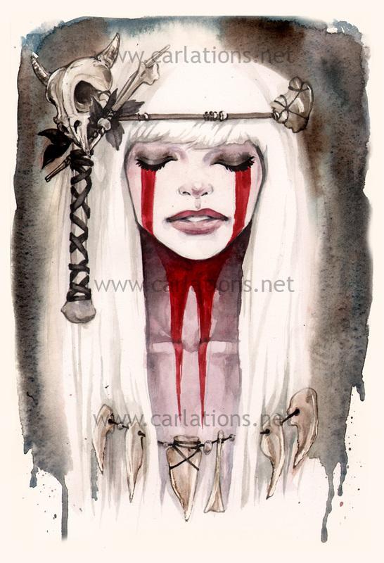 carla wyzgala skull masquerade 15