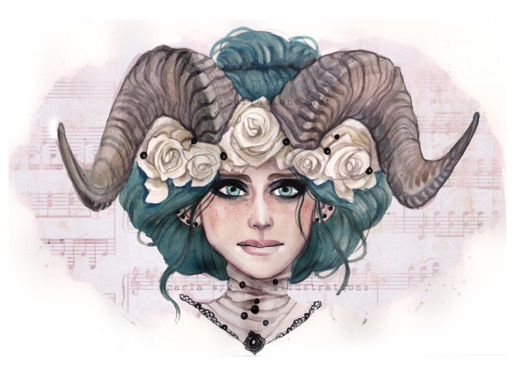 carla wyzgala skull masquerade 18